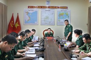 Trung tướng Hoàng Xuân Chiến kiểm tra công tác chuẩn bị Giao lưu hữu nghị biên giới Việt Nam - Campuchia