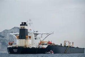 Siêu tàu dầu Iran sẽ rời Gibraltar bất chấp lệnh bắt của Mỹ