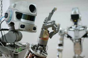 Nga sẽ đưa robot hình người lên trạm ISS