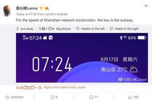 Vivo NEX 3 sẽ hỗ trợ mạng 5G