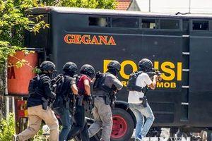 Cảnh sát Indonesia bắt giữ phiến quân Hồi giáo tấn công đồn cảnh sát