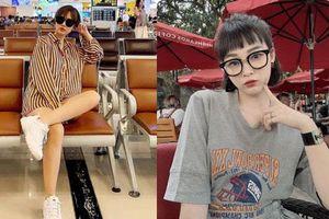 Huyền Lizzie, Ngọc Mon: 2 bà mẹ hồi teen xuất sắc trong street style hot mom tuần này