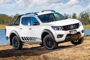 Ngắm xe bán tải Nissan Navara phiên bản đặc biệt, giá gần 900 triệu đồng