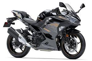 Kawasaki Ninja 400 2020 ra mắt tại Nhật Bản giảm 1 mã lực