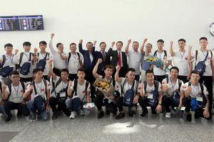 Việt Nam tham dự kỳ thi tay nghề thế giới với số lượng thí sinh đông nhất từ trước tới nay