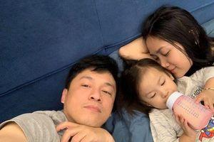 Bị vợ giận vì chỉ than nhớ con, Lam Trường 'xuống nước' nịnh vợ công khai đầy ngọt ngào