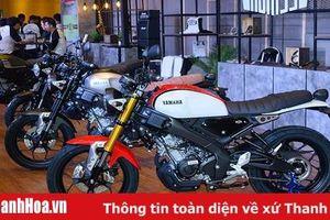 Yamaha XSR 155 2019 - xế hoài cổ giá 2.900 USD