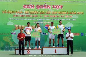 Tuyển chọn những VĐV xuất sắc cho đội tuyển Quần vợt Việt Nam