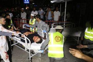 Cập nhật vụ đánh bom tại Afghanistan: Gần 250 người thương vong