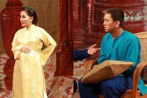 Hồng Đào gây bất ngờ khi hóa nhân vật đanh đá, Hoài Lâm nỗ lực hát cải lương 'Lan và Điệp'