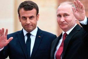 Tổng thống Nga-Pháp gặp nhau sẽ giải quyết được nhiều vấn đề quốc tế 'nóng' hiện nay?