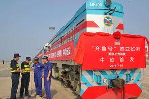 Nga có nguy cơ bị lấn át vì 'Vành đai và Con đường' của Trung Quốc