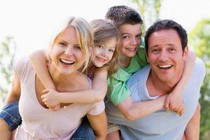 6 nguyên tắc 'vàng' giúp nuôi con khỏe mạnh