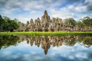 Kiến trúc hùng vĩ bên trong công trình tôn giáo lớn nhất thế giới