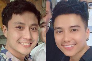 Hai mỹ nam giống nhau đến kỳ lạ của phim Việt giờ vàng