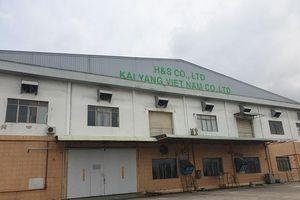 Hải Phòng: Hơn 2.000 công nhân KaiYang sẽ trở lại làm việc