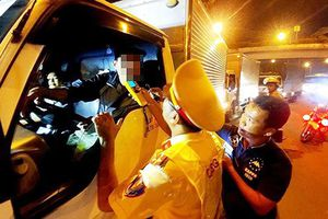 Hà Nội: Hơn 20.000 phương tiện vi phạm trong một tháng
