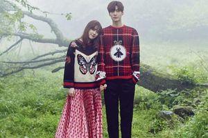 Thời trang ngọt ngào của Goo Hye Sun và chồng trẻ trước ly hôn