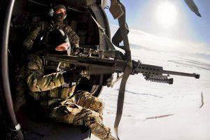 Choáng váng tài bắn tỉa từ trực thăng 'thần sầu' của quân đội Mỹ