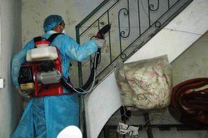 Hà Nội: 30/30 quận huyện có người mắc sốt xuất huyết