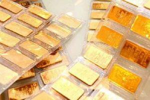 Giá vàng trong nước có xu hướng tiếp tục giảm