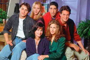 Phim truyền hình 'Friends' sẽ ra màn ảnh rộng