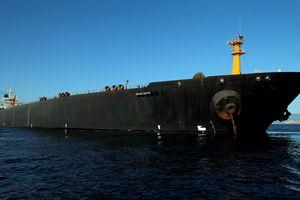 Tàu dầu Iran rời khỏi Gibraltar bất chấp yêu cầu bắt giữ từ Mỹ
