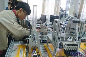Cơ hội học nghề của Đức tại Việt Nam ra trường có 2 bằng