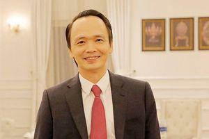 Cổ phiếu giảm giá mạnh, ông Trịnh Văn Quyết về top 10 đại gia giàu nhất sàn chứng khoán
