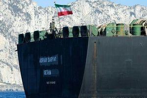 Iran cảnh báo Mỹ về ý định bắt tàu dầu vừa được thả