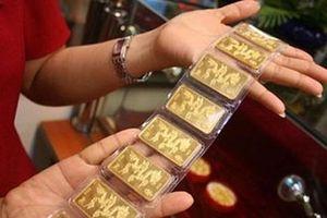 Giá vàng giảm trong phiên đầu tuần, rời ngưỡng 42 triệu đồng/lượng