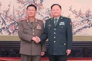 Tướng cấp cao quân đội Trung Quốc – Triều Tiên gặp mặt làm gì?