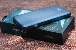 Đánh giá nhanh pin sạc dự phòng InnoStyle Powergo Pro 10.000 mAh