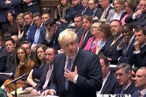 Thủ tướng Anh Boris Johnson kêu gọi Đức, Pháp thỏa hiệp về Brexit