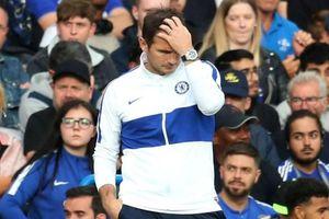 Chelsea 1-1 Leicester: Lampard vẫn chưa có trận thắng đầu tay