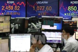 Những tín hiệu từ Fed khiến chứng khoán châu Á tăng điểm