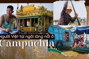 Phận người Việt nơi Biển Hồ Campuchia: 'Không một ai ngoài mặt nước chứa chấp chúng tôi'
