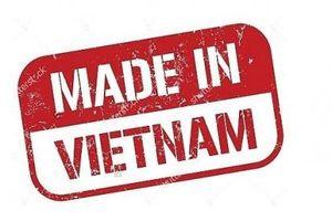 Chia sẻ về 'Made in Vietnam'