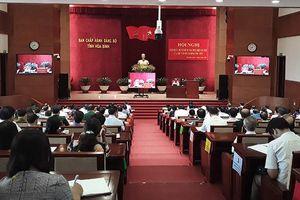 Hòa Bình: Tổ chức Hội nghị trực tuyến sinh hoạt chuyên đề 50 năm thực hiện Di chúc của Chủ tịch Hồ Chí Minh (1969 - 2019)