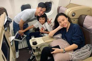 Facebook sao Việt hôm nay (19/8): Cường Đôla cùng vợ mới dẫn Subeo đi du lịch