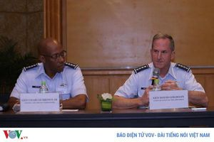 Tướng Mỹ: Chúng tôi ủng hộ quyền tự vệ và phòng vệ chính đáng của Việt Nam