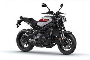 Yamaha XSR300 phong cách retro chuẩn bị xuất hiện