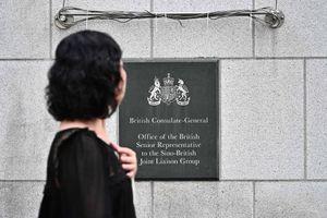 Anh 'quan ngại' trước thông tin nhân viên lãnh sự ở Hồng Kông bị bắt giữ