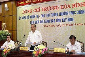 Phó Thủ tướng: Loại ra khỏi bộ máy những công chức tha hóa