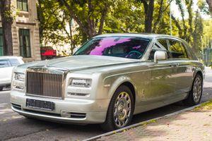 Chiêm ngưỡng Rolls-Royce Phantom Hadar độc nhất thế giới tại HN