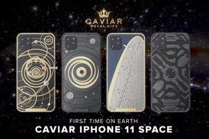 iPhone 11 phiên bản Caviar Edition