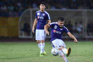 Quang Hải xuất sắc giúp Hà Nội FC lội ngược dòng ngoại mục tại AFC Cup