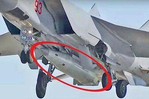 Kẻ ngăn chặn và hủy diệt trong hình hài MiG-31 Nga