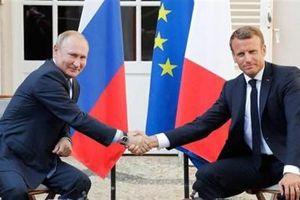Pháp thừa nhận vị thế của Nga trong vấn đề toàn cầu