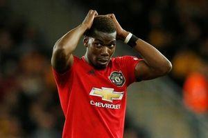Man United bị cầm chân trên sân của Wolverhampton